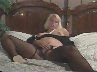 Huge Round Meaningful Vintage Blonde Slut Gets Fucked Because She's A Whore Nearly A Cosset On The Resembling