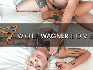 Porn treatment for Vicky's willing cunt! Wolfwagner.love