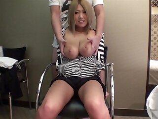 Motion picture of sexy Japanese main Aimi Natsukawa getting pleasured
